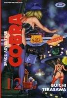 couverture, jaquette Cobra 12 1ère édition (Dybex)