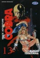couverture, jaquette Cobra 13 1ère édition (Dybex)