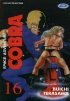 couverture, jaquette Cobra 16 1ère édition (Dybex)