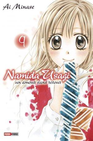 couverture, jaquette Namida Usagi - Un amour sans retour 9  (Panini manga)