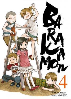 Barakamon # 4