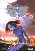 couverture, jaquette Gunnm 8  (Glénat Manga)