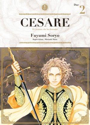 couverture, jaquette Cesare 2  (Ki-oon)