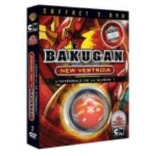 Bakugan Battle Brawlers : New Vestroia édition Coffret