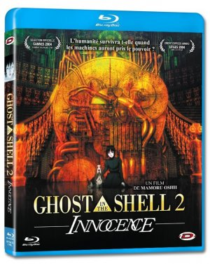 Ghost in the Shell 2 : Innocence édition Blu-ray