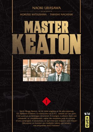 Master Keaton #1