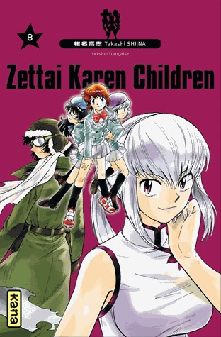 Zettai Karen Children # 8