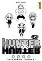 Hunter X Hunter #23