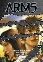 couverture, jaquette Arms 22  (kana)