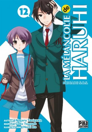 La Mélancolie de Haruhi Suzumiya T.12