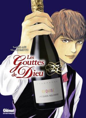couverture, jaquette Les Gouttes de Dieu 27  (Glénat Manga)