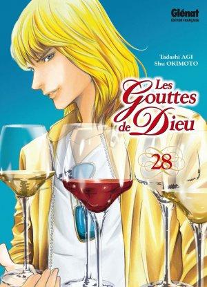 couverture, jaquette Les Gouttes de Dieu 28  (Glénat Manga)