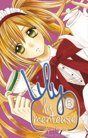 Lily la menteuse #6