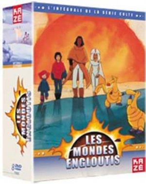 Les Mondes Engloutis Intégrale DVD 1 Série TV animée