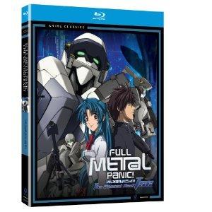 Full Metal Panic ! The Second Raid édition Blu-ray Américain