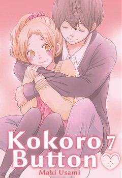 couverture, jaquette Kokoro Button 7  (soleil manga)