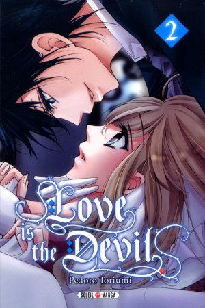 Love is the Devil T.2