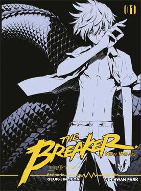 The Breaker - New Waves édition Simple