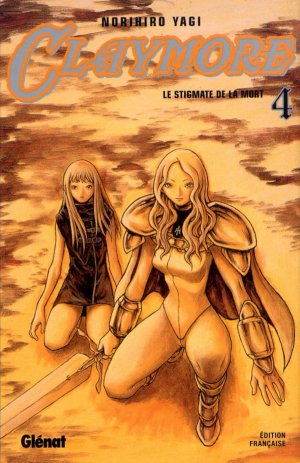 Claymore T.4