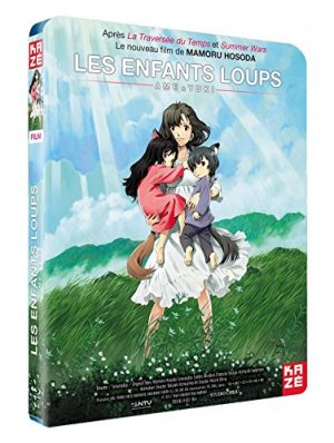 Les Enfants Loups, Ame & Yuki édition Blu-ray