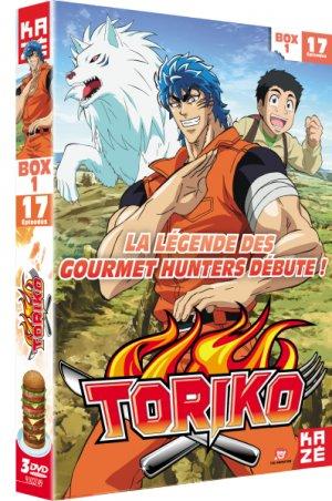 Toriko édition DVD