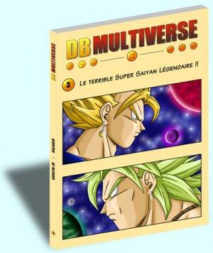 couverture, jaquette Dragon Ball Multiverse 3  (Editeur FR inconnu (Manga))