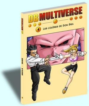 couverture, jaquette Dragon Ball Multiverse 4  (Editeur FR inconnu (Manga))