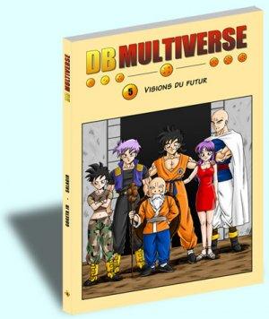 couverture, jaquette Dragon Ball Multiverse 5  (Editeur FR inconnu (Manga))