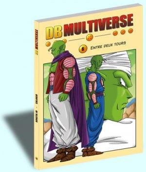 couverture, jaquette Dragon Ball Multiverse 6  (Editeur FR inconnu (Manga))