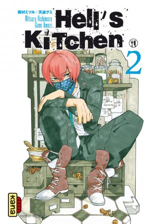 Hell's Kitchen 2
