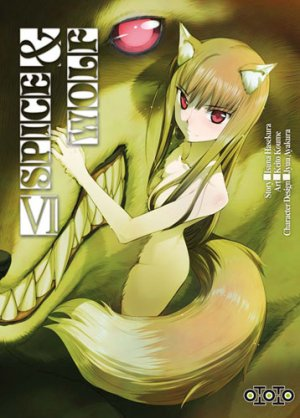 Spice and Wolf T.6