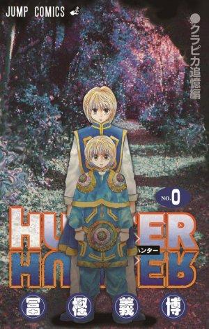 Hunter X Hunter # 0
