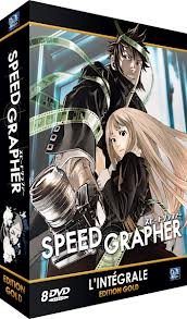 Speed Grapher édition Edition Gold - Intégrale VOSTF/VF