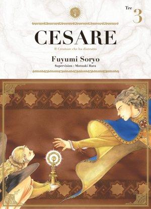 couverture, jaquette Cesare 3  (Ki-oon)