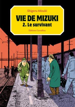 couverture, jaquette Vie de Mizuki 2  (Cornelius Manga)