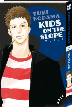 Kids on the slope T.2