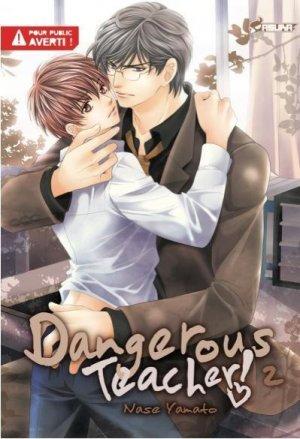 couverture, jaquette Dangerous Teacher 2  (Asuka)