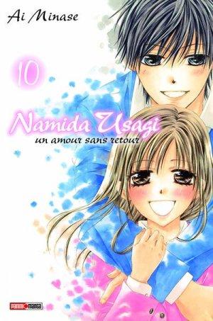 couverture, jaquette Namida Usagi - Un amour sans retour 10  (Panini manga)