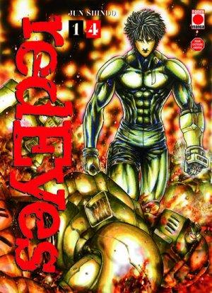 Red Eyes 14 Manga