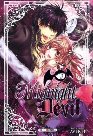 Midnight Devil T.3