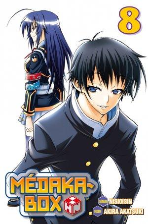 Medaka-Box T.8