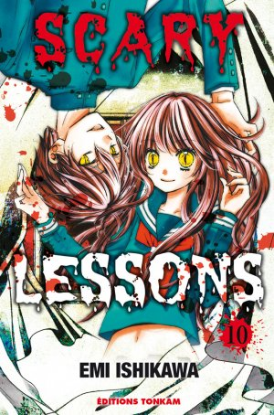 Scary Lessons T.10
