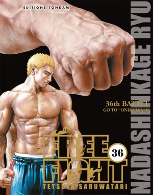 couverture, jaquette Free Fight - New Tough 36  (Tonkam)