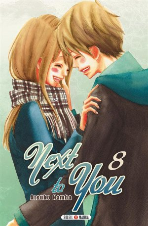 couverture, jaquette Next to You 8  (soleil manga)