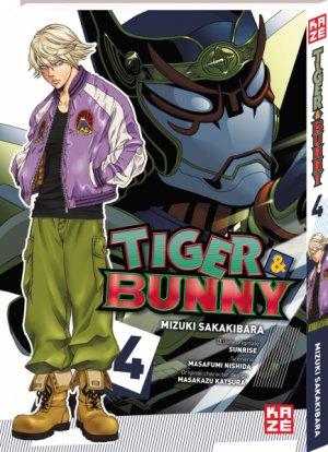 Tiger & Bunny T.4
