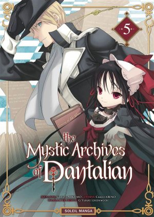 The Mystic Archives of Dantalian T.5