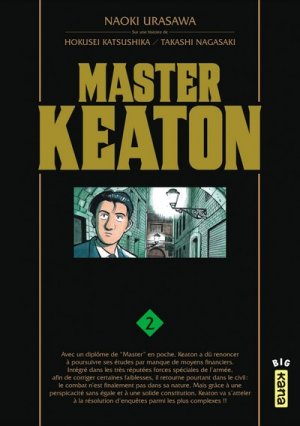Master Keaton #2