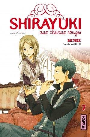 Shirayuki aux cheveux rouges # 7
