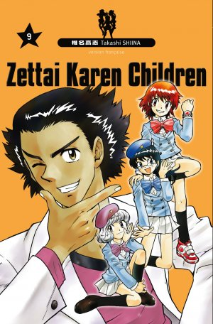 Zettai Karen Children # 9