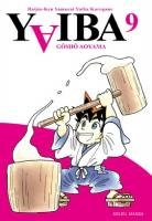 couverture, jaquette Yaiba 9  (soleil manga)